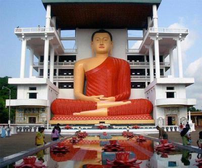 Weherahena Buddhist Temple